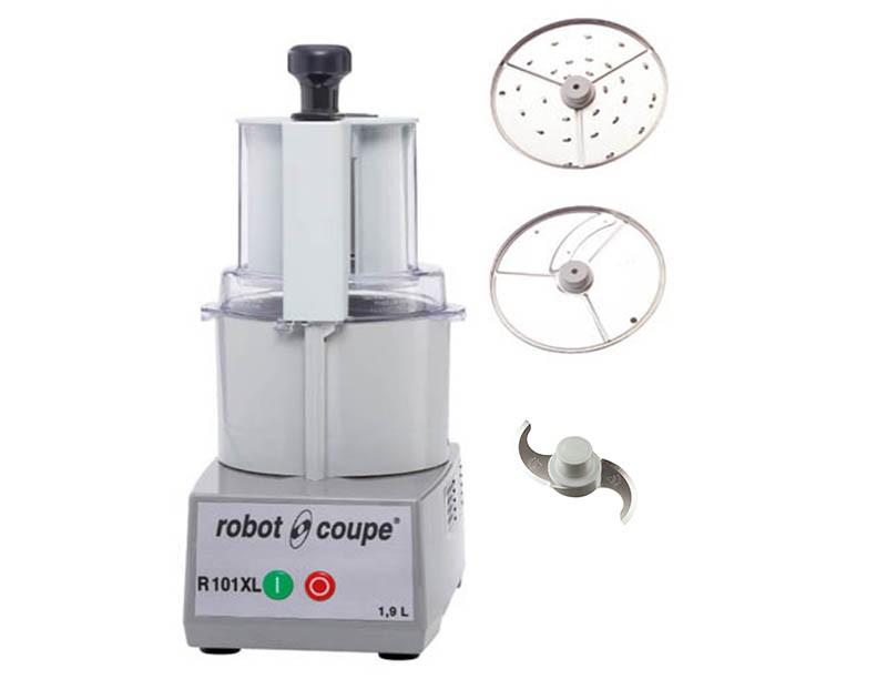 Robot Coupe R101 XL : Combiné Cutter & Coupe-légumes