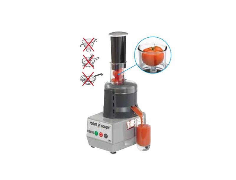 Kit extracteur de jus & coulis Robot Coupe