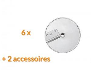 Pack disques Expert (restauration/traiteurs)