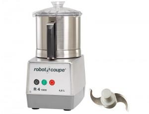 Robot Coupe R4 1V (1 vitesse) : Cutter Professionnel