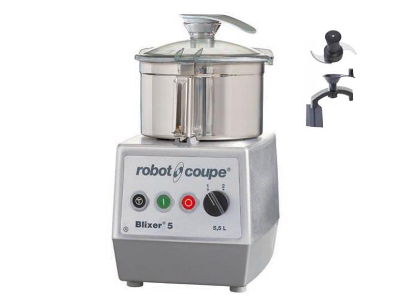 Robot Coupe Blixer 5 - 2V (2 vitesses)