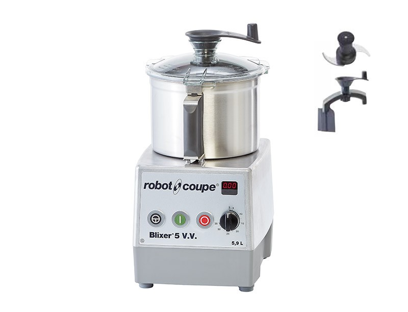Robot Coupe Blixer 5 - V.V (vitesse variable)