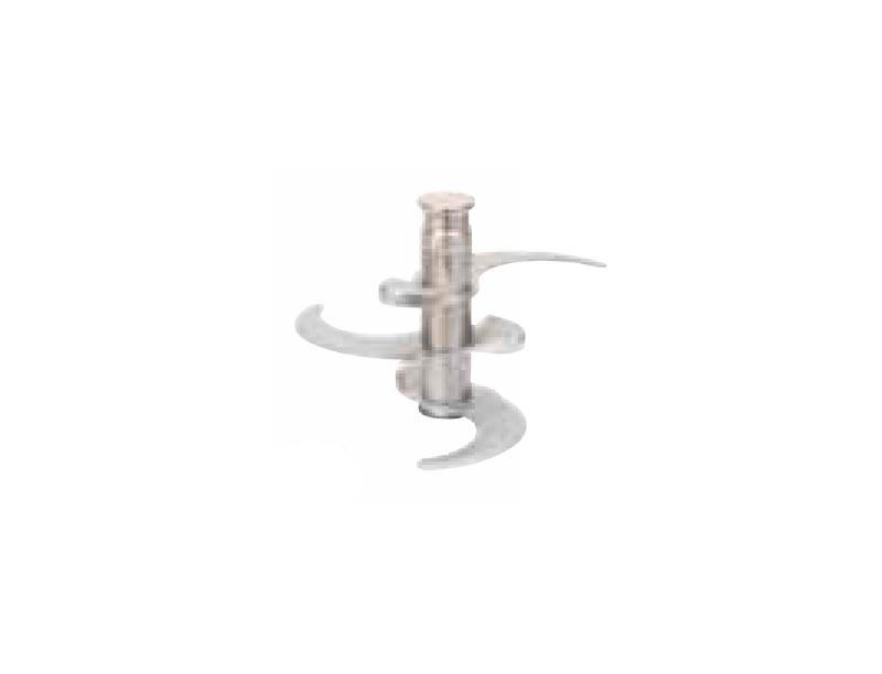 Couteau Lisse inox Robot Coupe pour cutters verticaux