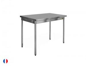 Sofinor Table centrale inox