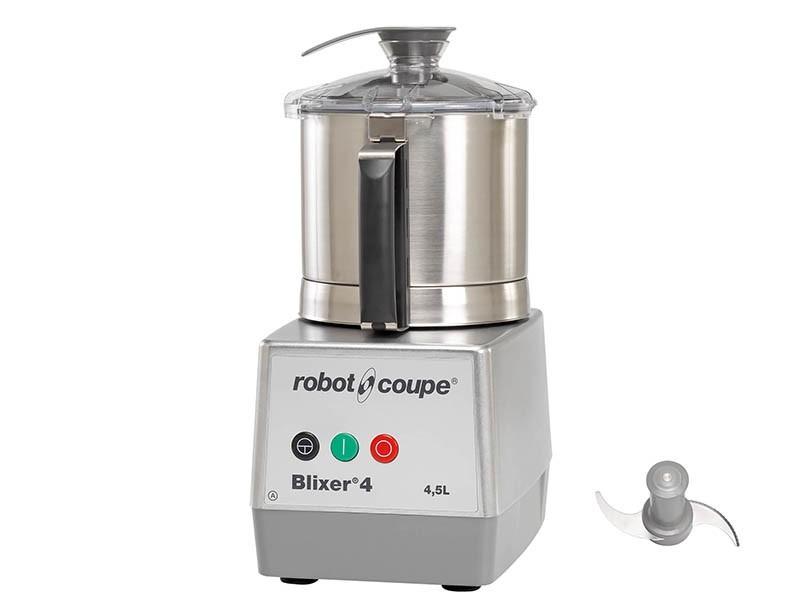 Robot Coupe Blixer 4 1V (1 vitesse) - Location sans engagement