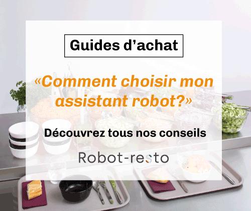 COMMENT CHOISIR SON ASSISTANT ROBOT