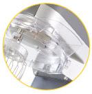 polyvalent avec prise frontale pour accessoires usuels